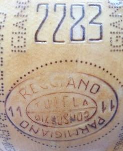 Parmigiano Reggiano Siegel