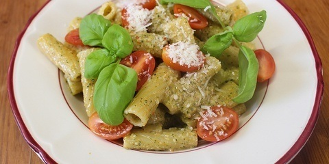 Sizilianisches Pesto