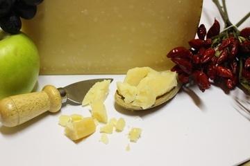 parmesan-stuecke