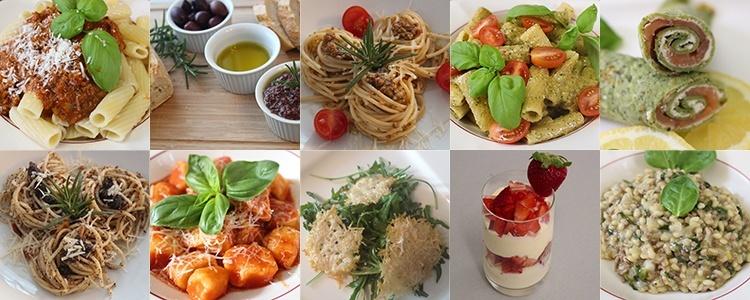 Parmesan & more - italienische Spezialitäten und Rezepte