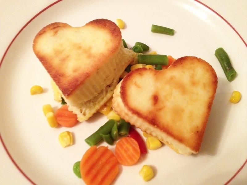 Parmesan Soufflé