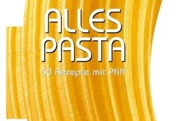 Alles Pasta Buch